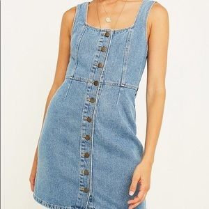 Urban Outfitter denim dress size 6